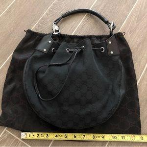 Black Gucci Bag